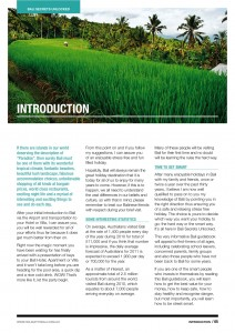 First page for the Introduction section